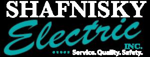 Shafnisky Electric Logo