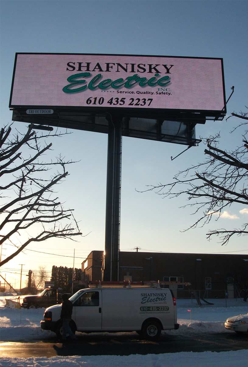 Shafnisky van by Shafnisky Billboard