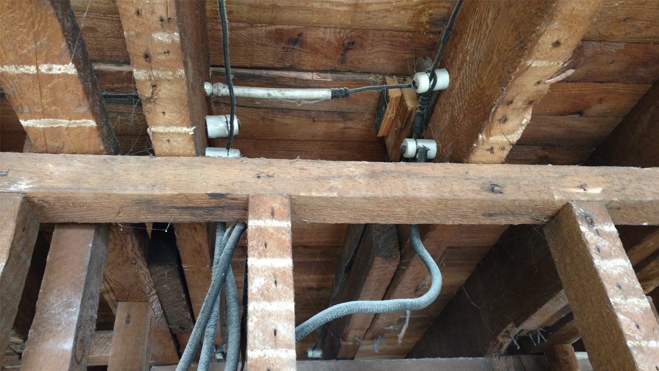 Knob & Tube Wiring 7