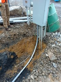 Outdoor Electrical Work