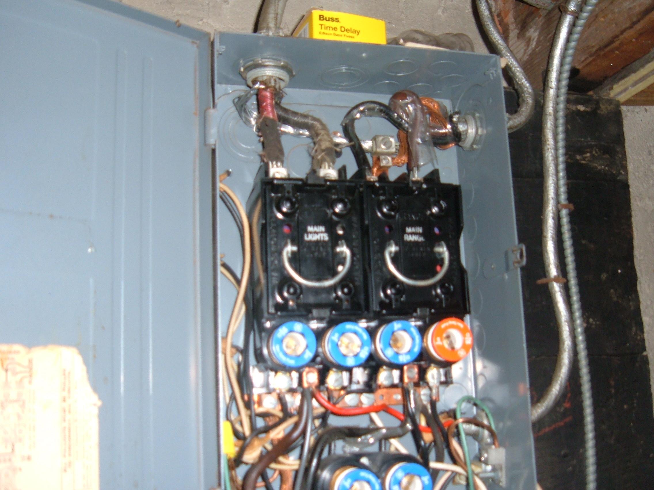 Knob & Tube Wiring 10