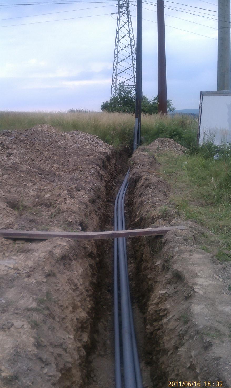 Underground Power Supply