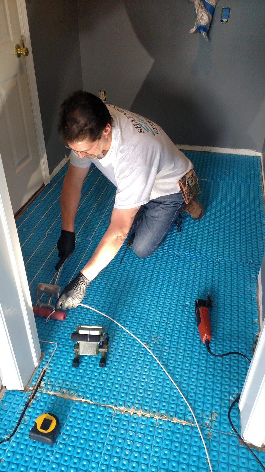 Floor Heat 1