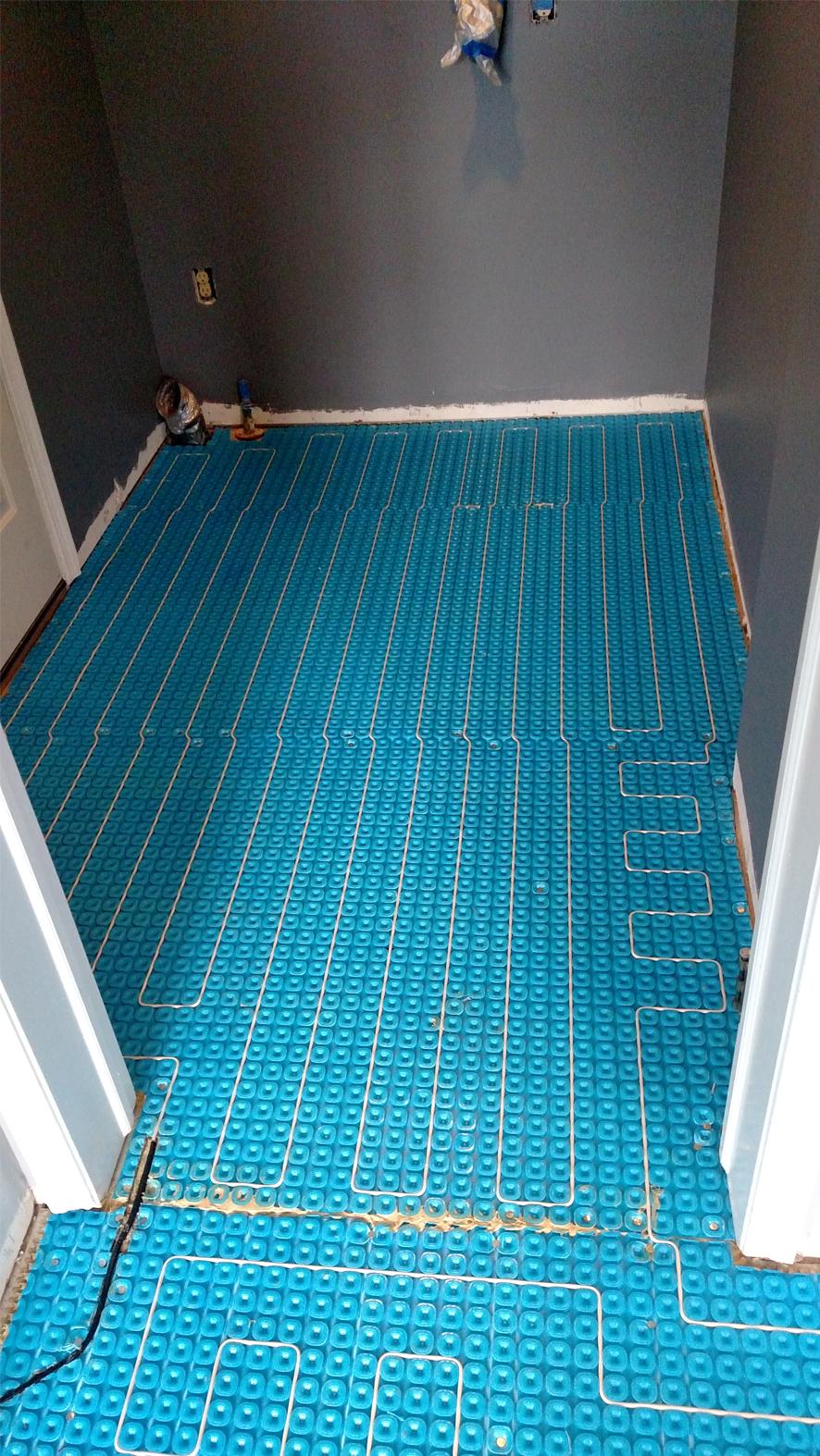 Floor Heat 2