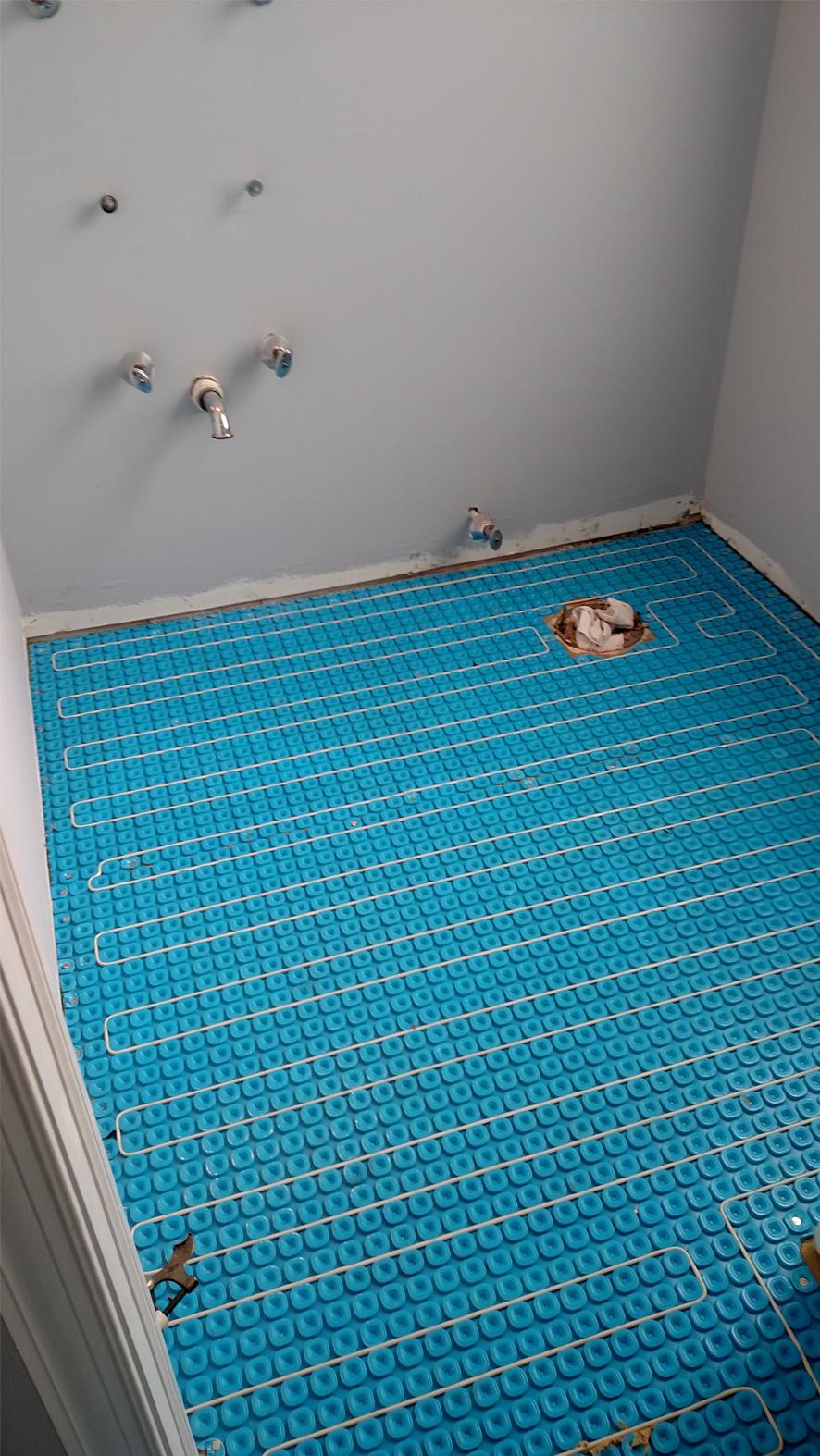 Floor Heat 5