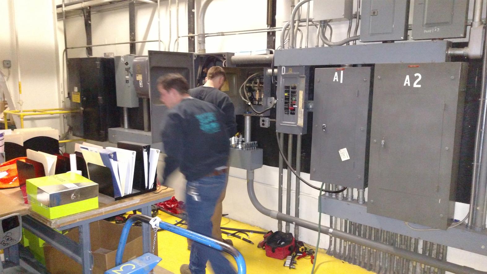Generator Installation 5