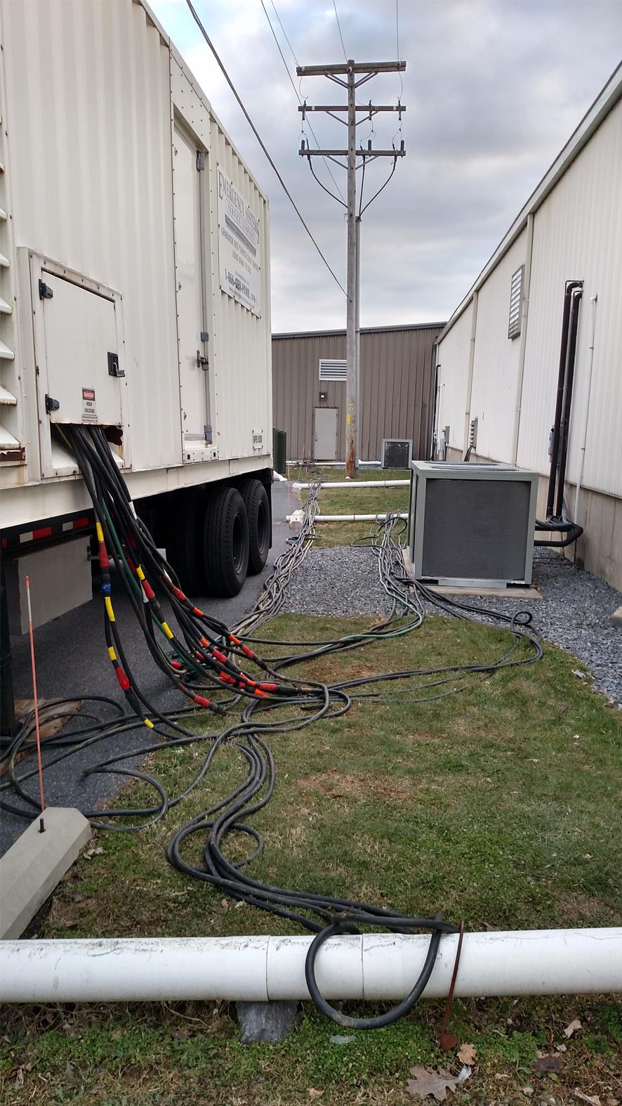 Generator Installation 6