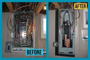 How To Know When It Is Time To Replace Your Home's Electric ... Home Electrical Panel on